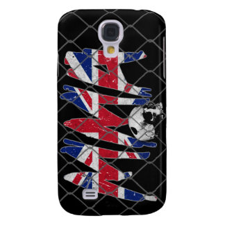UK MMA Skull Black iPhone 3G/3GS Case