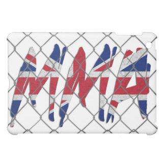 UK MMA white iPad case