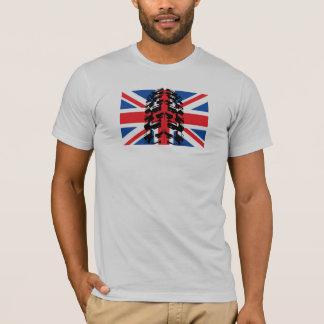 UK Mountain Bike Tire T-Shirt