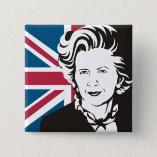 UK mourns Margaret Thatcher, England's Iron Lady Button