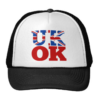 UK OK! Better Together Trucker Hat