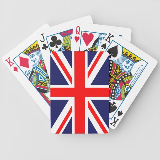 UK pack of cards