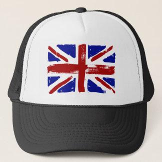 UK painted flag Trucker Hat