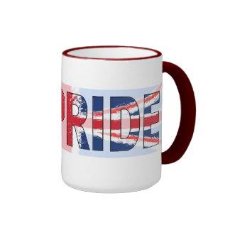 UK Pride Ringer Mug