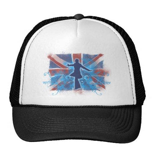UK Punk Hat