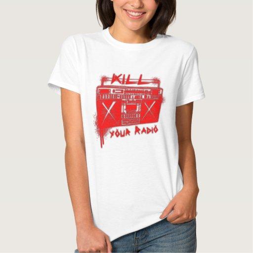 UK punk shirt