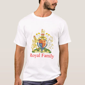 UK Royal Family T-Shirt