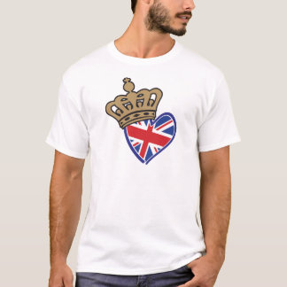 UK Royal Love T-Shirt