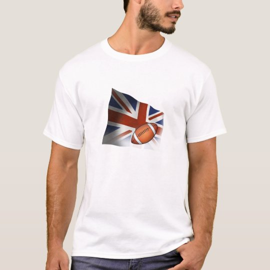 UK Rugby T-shirt