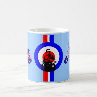 UK  scooter Coffee Mug