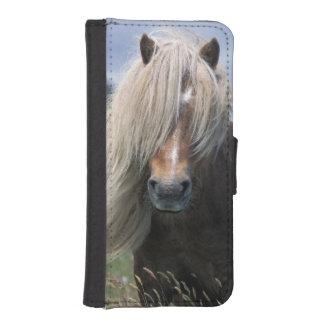 UK Scotland Shetland Islands Shetland pony iPhone 5 Wallet