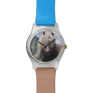 UK Scotland Shetland Islands Shetland pony Watches