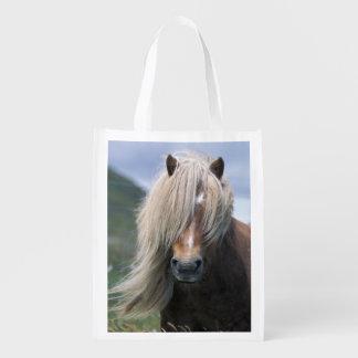 UK Scotland Shetland Islands Shetland pony Market Tote