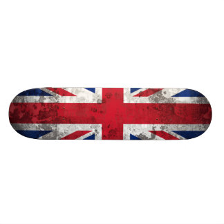 UK SKATEBOARD DECK