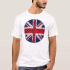 UK Soccer Ball T-shirt