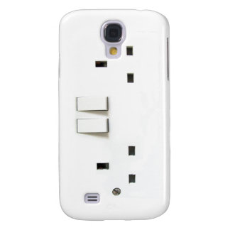 UK Socket design Galaxy S4 Case