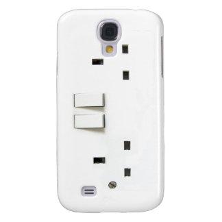 UK Socket design Galaxy S4 Case