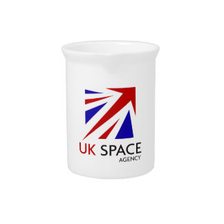 UK Space Agency Drink Pitcher