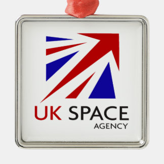 UK Space Agency Christmas Ornament