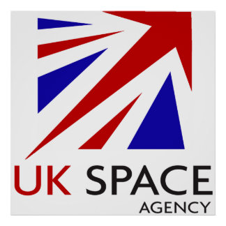UK Space Agency Poster