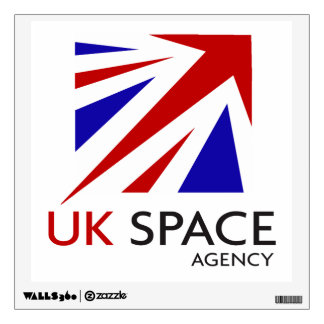 UK Space Agency Wall Decal