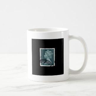 UK Stamp Coffee Mug