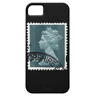 UK Stamp iPhone SE/5/5s Case
