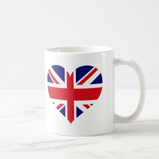 UK Union Jack Coffee Mug