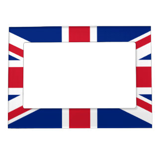 UK Union Jack Flag Photo Frame