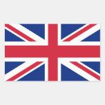 UK Union Jack Flag Stickers