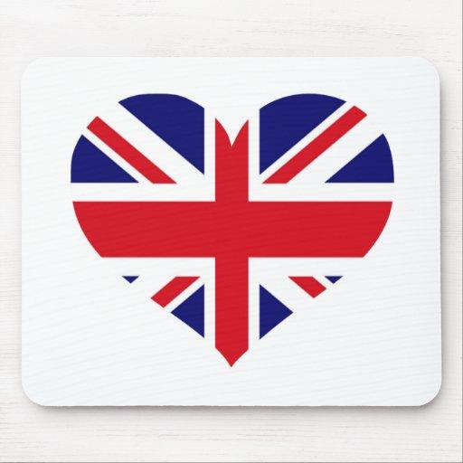 UK Union Jack Mouse Pad