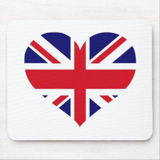UK Union Jack Mouse Pads