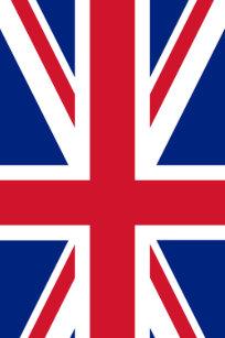 UK United Kingdom Britain Royal Union Jack Flag All Over Print Tank Top