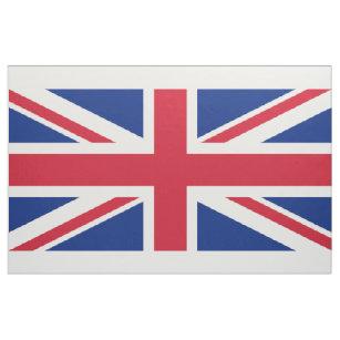 Union Jack Fabric Zazzle