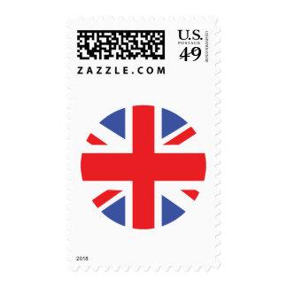 uk united kingdom flag postage