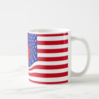 UK/USA FLAG-LOVIN' COUSINS MUGS