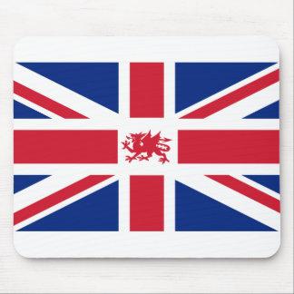 Uk Wales, United Kingdom Mouse Pad