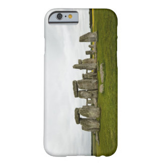UK, Wiltshire, Stonehenge Barely There iPhone 6 Case