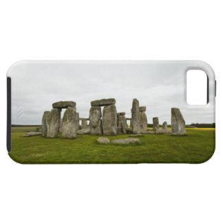 UK, Wiltshire, Stonehenge iPhone 5 Cases