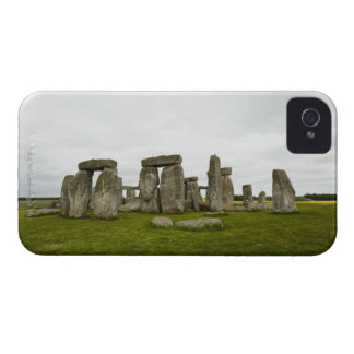 UK, Wiltshire, Stonehenge Case-Mate iPhone 4 Cases