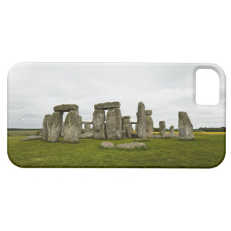 UK, Wiltshire, Stonehenge iPhone 5 Cases
