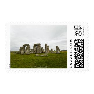 UK, Wiltshire, Stonehenge Postage