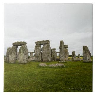 UK, Wiltshire, Stonehenge Tile