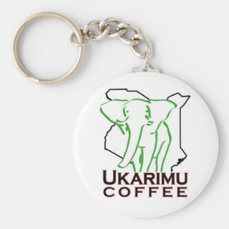 Ukarimu - In Support of Roland Tedder Keychain