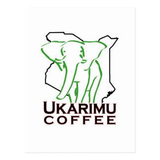 Ukarimu - In Support of Roland Tedder Postcard