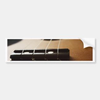 Uke Bumper Sticker