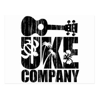 Uke Company Tarjeta Postal