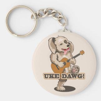 Uke Dawg! Key Chain