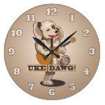 ¡Uke Dawg! Reloj