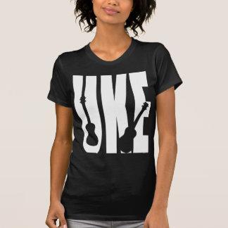 Uke grande camisetas